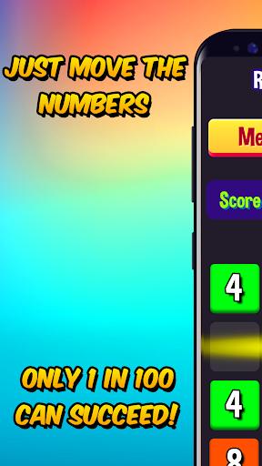 Impossible Nine: 2048 Puzzle apktreat screenshots 1