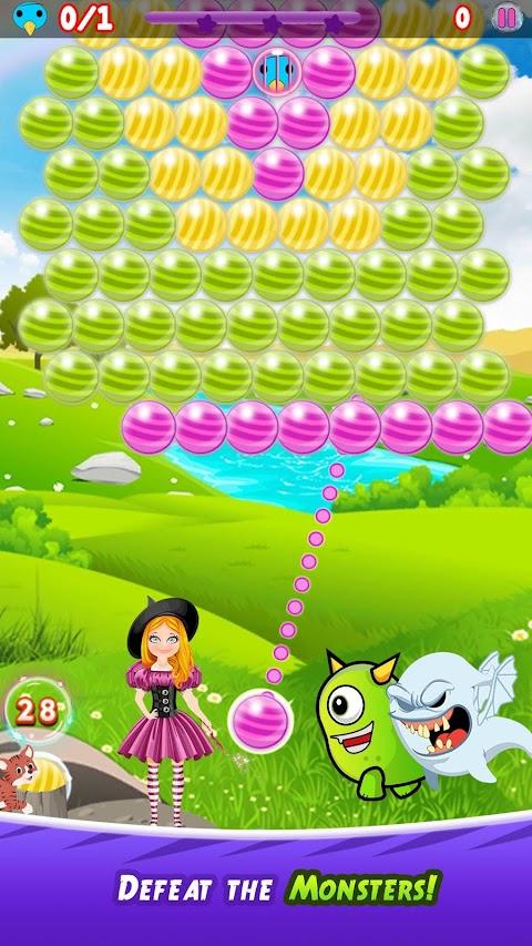 Bubble Shooter Magicのおすすめ画像3