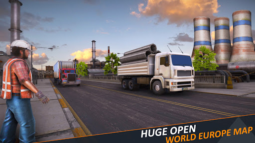 Real indian truck Transport: Indian driving game  screenshots 1