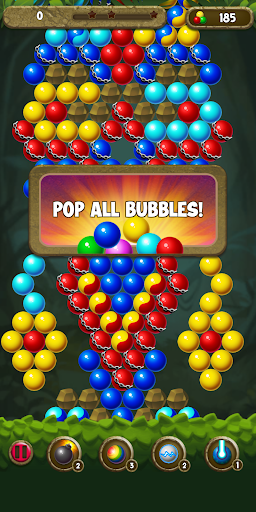 Bubble Shooter: Jungle POP 1.1.0 screenshots 6