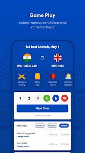 Cricket Masters- Captain vs AI Apkfinish screenshots 4
