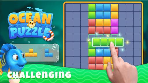 Ocean Block Puzzle - Free Puzzle Game 1.0.4 screenshots 2