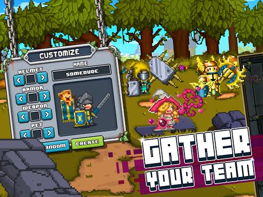 Bit Heroes: An 8-Bit Pixel RPG Quest  screenshots 8