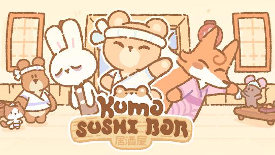 Kumo Sushi Bar MOD APK 0.1.1 (Unlimited money) 5