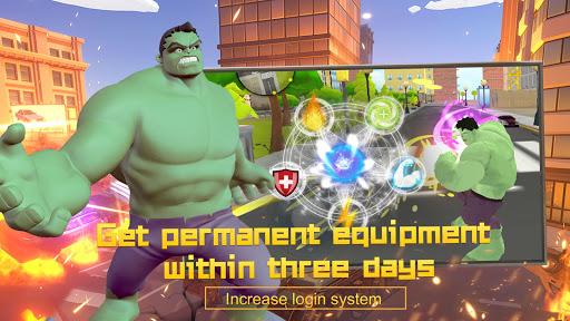 Super City Herouff1aCrime City Battle 14 screenshots 4