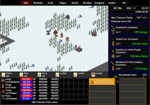 CLICKPOCALYPSE II apkdebit screenshots 4