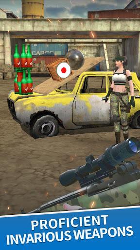 Sniper Range - Target Shooting Gun Simulator  screenshots 1