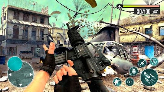Call Of Fury Mod Apk- Global Counter Strike Black Ops (God Mode) 7