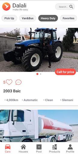 Dalali u2013 Buy & Sell in Iraq 2.1.1 Screenshots 6