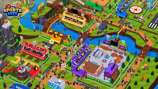 Sports City Tycoon - Idle Sports Games Simulator  screenshots 8