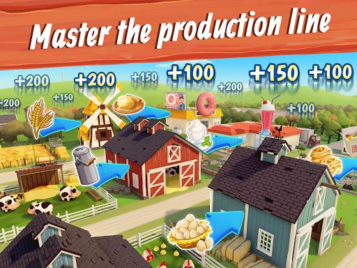 Big Farm: Mobile Harvest u2013 Free Farming Game goodtube screenshots 9