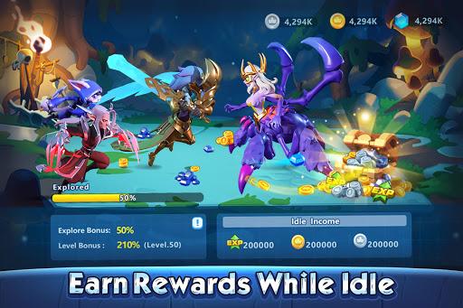 Craft Legend: Epic Adventure 1.2.7 screenshots 10