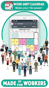 Work Shift Calendar  For Pc – (Free Download On Windows 7/8/10/mac) 1