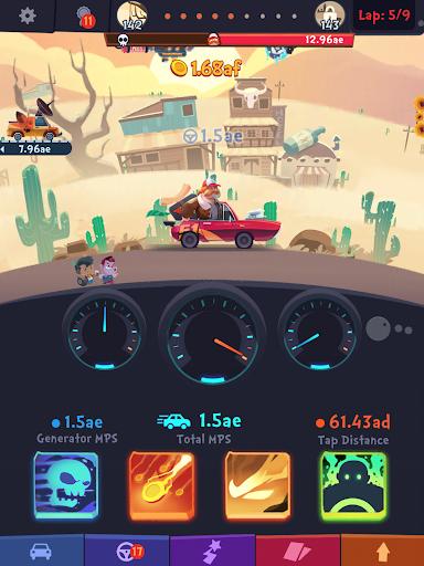 Clicker Racing screenshots 16