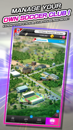 SEGA POCKET CLUB MANAGER goodtube screenshots 6