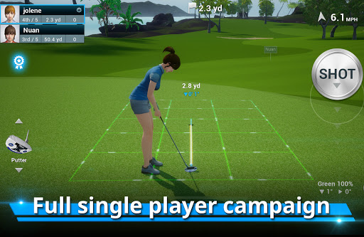Perfect Swing - Golf apkslow screenshots 12