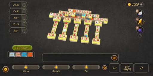 stacks - mahjongg meets words! screenshot 3