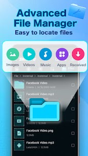 ShareU – Share&File manager, Share it 3