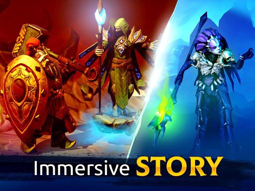 Age of Magic: Turn-Based Magic RPG & Strategy Game 1.26.3 screenshots 21