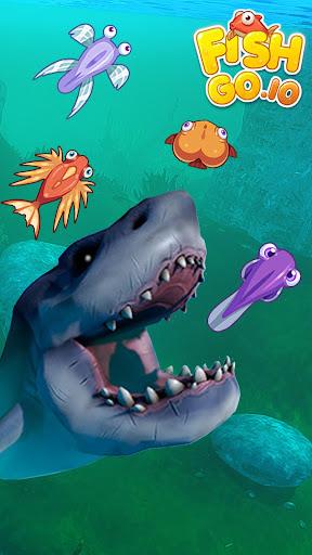 Fish Go.io - Be the fish king 2.19.4 screenshots 4