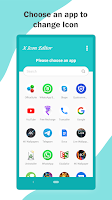 X Icon Editor (Customize App icon & Shortcut)