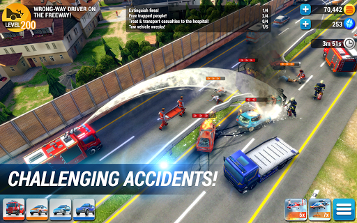 EMERGENCY HQ - free rescue strategy game 1.6.00 screenshots 7