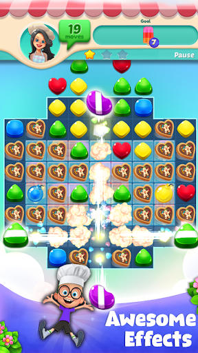 Cookie Crush 93000 screenshots 2
