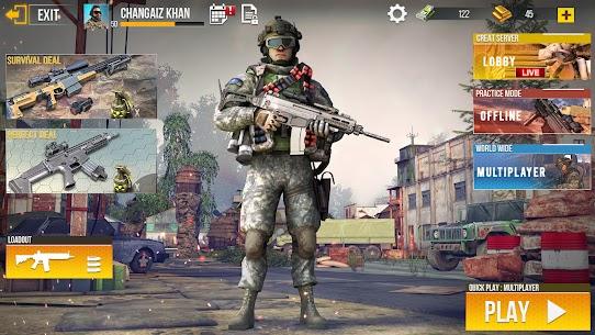 Real Commando Secret Mission 5