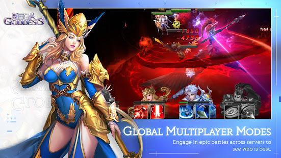 Mega Goddess: Eternal War Mod Apk
