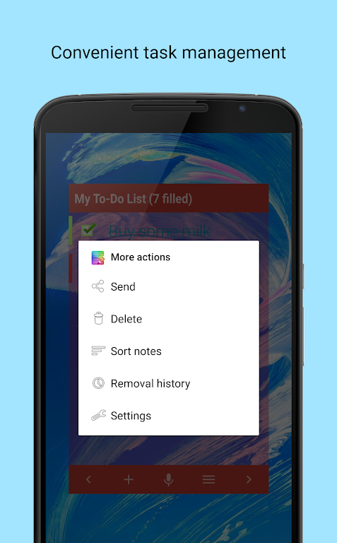 Simple Notes Widget  poster 2