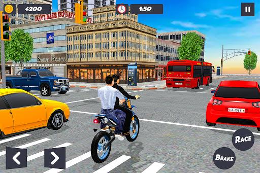 Bike Taxi Simulator: Passenger Transport Game  Pc-softi 3