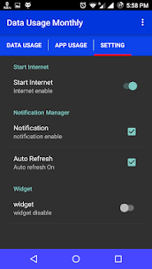 Internet Speed Meter Pro MOD APK by SphereLix Apps 2
