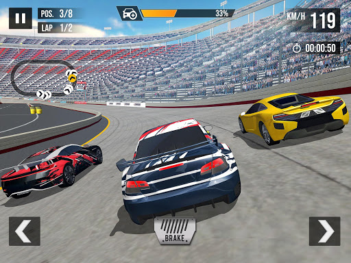 REAL Fast Car Racing: Race Cars in Street Traffic 1.2 screenshots 11