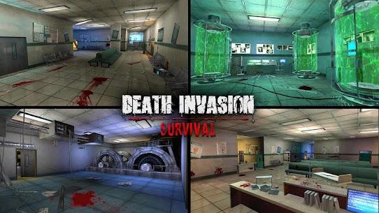 Baixar Death Invasion Survival MOD APK 1.0.59 – {Versão atualizada} 3
