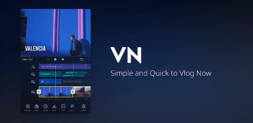VN Video Editor Maker VlogNow .APK Preview 0