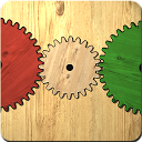 Gears logic puzzles - Zahnräder