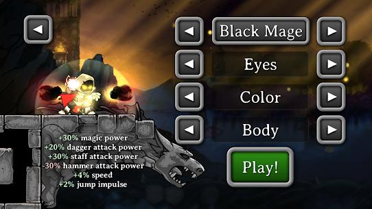 Magic Rampage APK MOD HACK (Dinero Ilimitado) 3