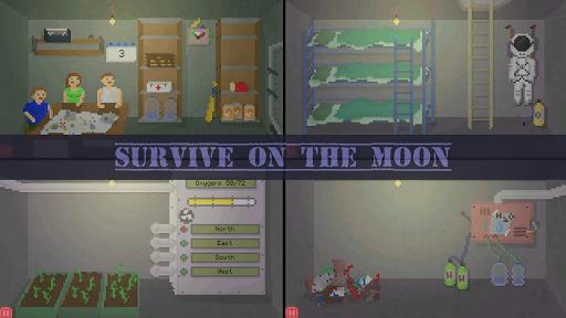 Alive In Shelter: Moon apktreat screenshots 1