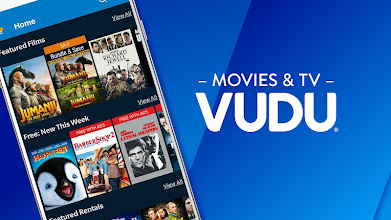 Vudu - Rent, Buy or Watch Movies with No Fee! screenshot thumbnail