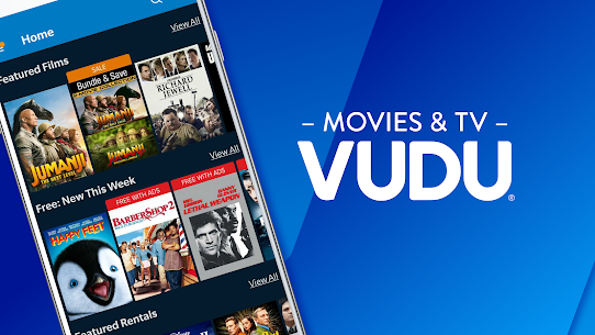 VuduHD Movie v32.20.2 MOD APK 1
