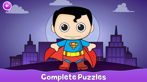 Toddler Puzzle Games screenshot 3
