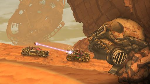 Road Warrior: Nitro Car Battle
