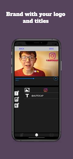 AutoCap - automatic video  captions and subtitles apktram screenshots 4