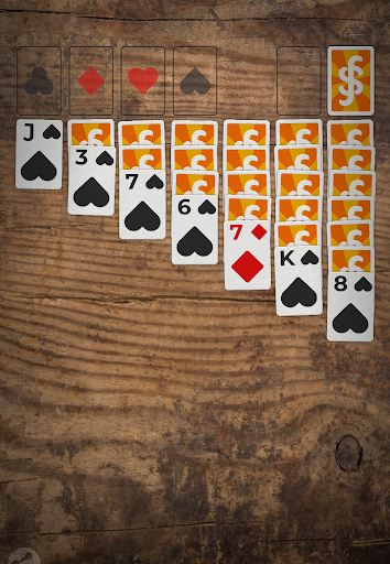 FLICK SOLITAIRE - The Beautiful Card Game  screenshots 5