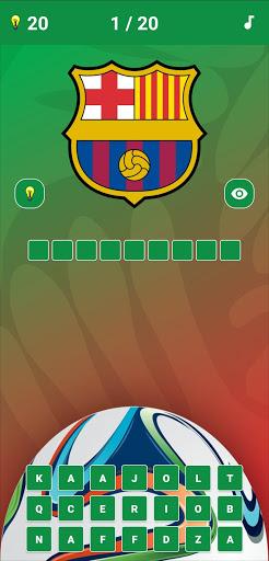 Soccer Logo Quiz 3  screenshots 1