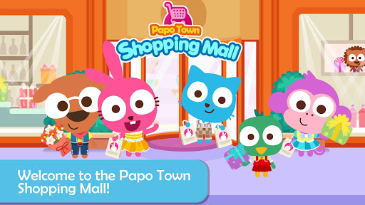 Papo Town: Mall 1.1.3 screenshots 11
