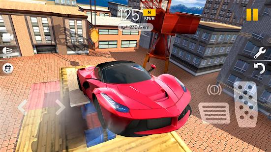 Extreme Car Driving Simulator [v5.3.2p2] APK Mod for Android logo