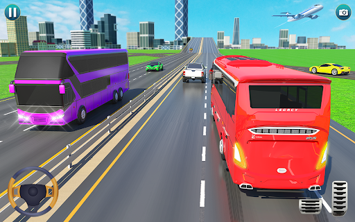 City Bus Simulator 2021: Free Coach Driving 2021  screenshots 19