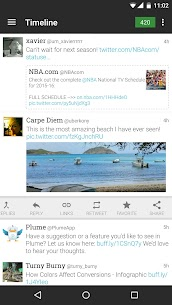 Plume for Twitter  For Pc (Free Download On Windows7/8/8.1/10 And Mac) 2