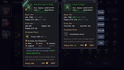 Castle Legend3: City of Eternity 2.1.6 screenshots 5